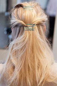 Hairstyles with Bobby Pins