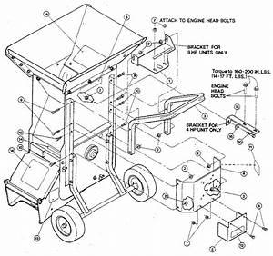 Troybilt Super Tomahawk 8 Hp Chipper  Shredder Parts