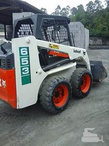 Bobcat 653 Skid Steer Loader Workshop Service Manual  U2013 The