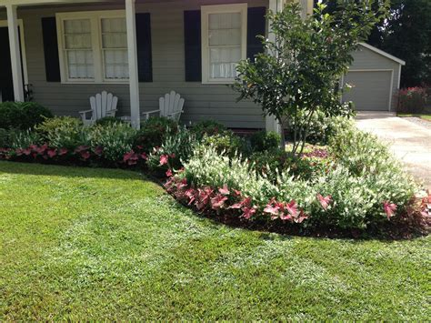 ferdian beuh landscaping flower bed ideas