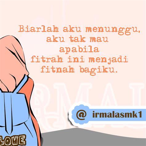 gambar kartun muslimah  kata kata top lucu
