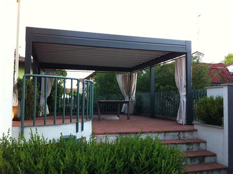 strutture per gazebo gazebo in alluminio da giardino tendasol