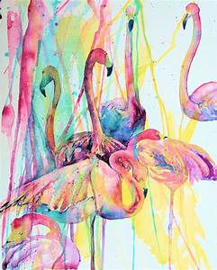 25 best ideas about flamingo art on pinterest flamingo With best brand of paint for kitchen cabinets with cool art prints to hang on your wall