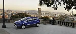 Ford Ecosport Essai : dimensions et fiche technique ford ecosport l 39 argus ~ Medecine-chirurgie-esthetiques.com Avis de Voitures