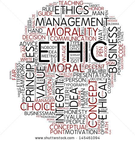 Graphic Business Ethics