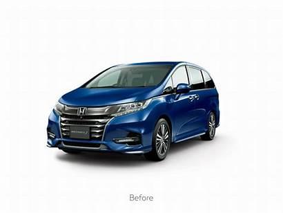 Honda Odyssey Behance Retouching Unfollow Following Follow