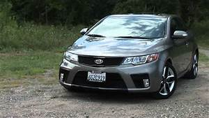 2010 Kia Forte Koup Sx - Drive Time Review
