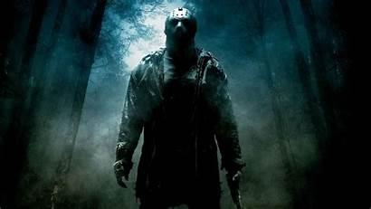 Killer Jason Horror Friday 13th Dark Mask