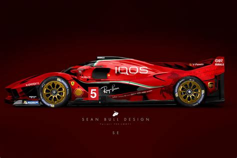 Mazda Lmp1 2020 by 24h Le Mans Hypercar Designs Bilder Autobild De