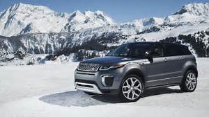 2016 Range Rover Evoque Autobiography Wallpaper HD Car