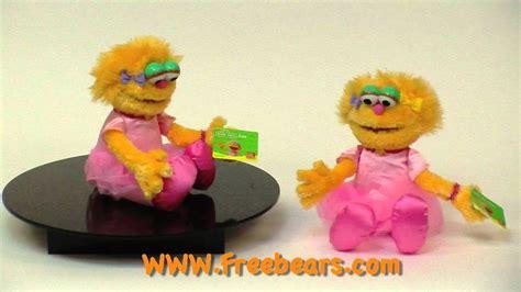 Sesame Street Prairie Dawn Toys