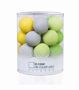 Guirlande Lumineuse Boule Exterieur : guirlande lumineuse ext rieur 5m20 leds clipsables 24 boules mojito ~ Preciouscoupons.com Idées de Décoration