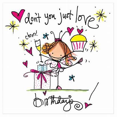 Birthday Happy Cards Lucy Juicy Birthdays Card