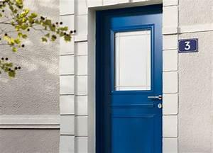 Porte dentree alu porte dentree aluminium sur mesure k for Porte de service avec fenetre ouvrante