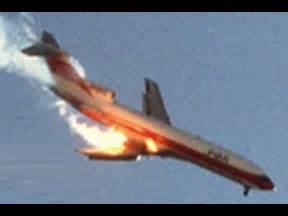 Airplane Plane Crash On Fire