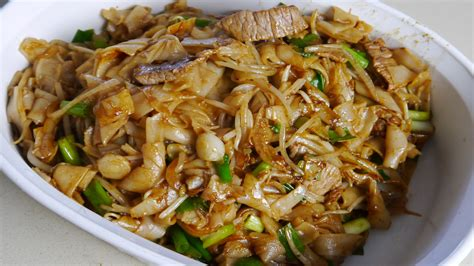 rice noodles how to cook rice noodles for stir fry