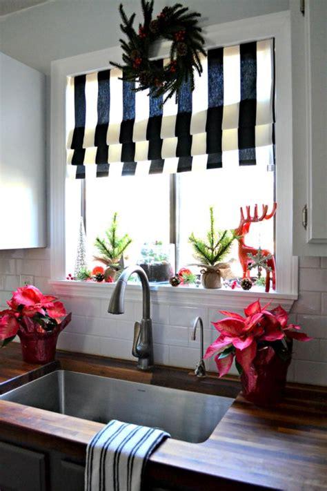 adornos navidenos  la cocina