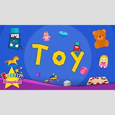 Kids Vocabulary  Toy  Toy Vocab  Learn English For Kids  English Educational Video Youtube