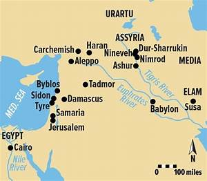 10 Things to Know About the Assyrian Empire - Biblical ...