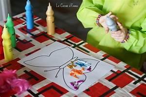 Activité Manuelle Enfant 3 Ans : le printemps mon joli papillon maman kids rugs ~ Melissatoandfro.com Idées de Décoration