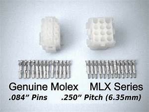 12 Circuit Mlx Connector