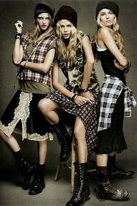 Grunge plaid #tomboy #grunge #ootd #90s   Leather + Lace   Pinterest   Urban fashion Boots and ...