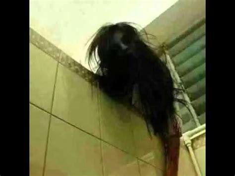 Hantu seram di bilik air YouTube