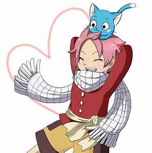 Natsu and Happy, Fairy Tail | Anime | Pinterest