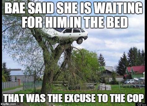 Secure Parking Meme