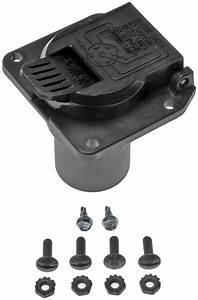 Trailer Hitch Electrical Connector Plug Fits Ford Ranger