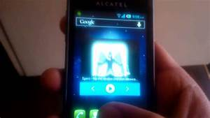 Analisis Alcatel 4030 Pop