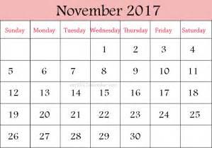 Free Printable Calendars September 2017 Com