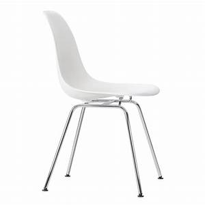 Eames Chair Weiß : eames plastic side chair dsx by vitra ~ Markanthonyermac.com Haus und Dekorationen