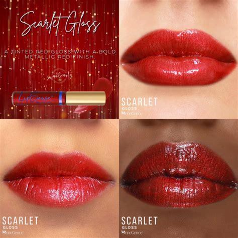 LipSense® Scarlet Gloss (Limited Edition) – swakbeauty.com