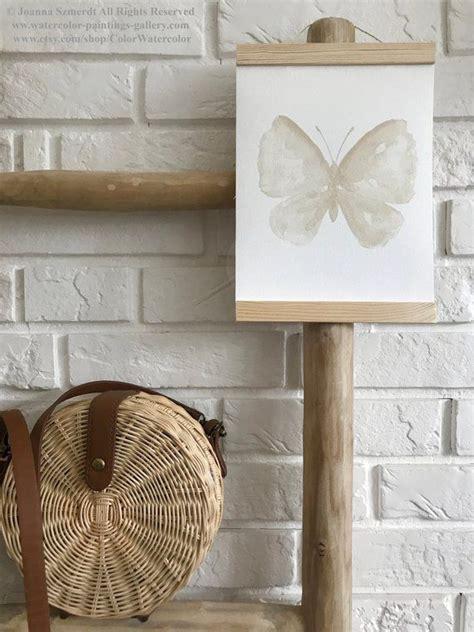 Wood walls that inspire us. Canvas Art Print Wooden Hanger Custom Painting Wall Decor Wood Frame Slats Natural Home Poster ...