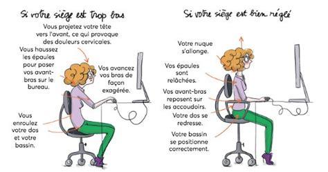 position au bureau le guide des bons gestes et des bonnes postures