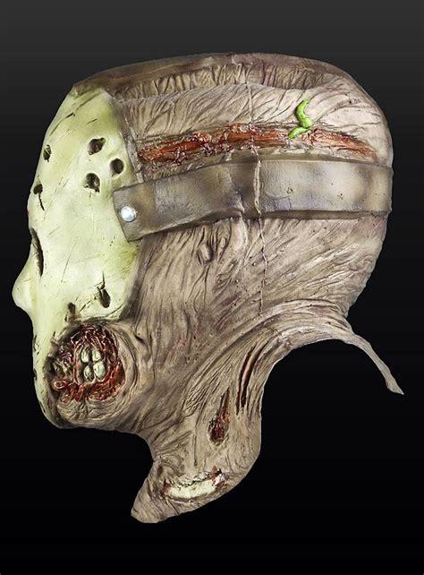 giant mask jason voorhees latex full mask maskworldcom