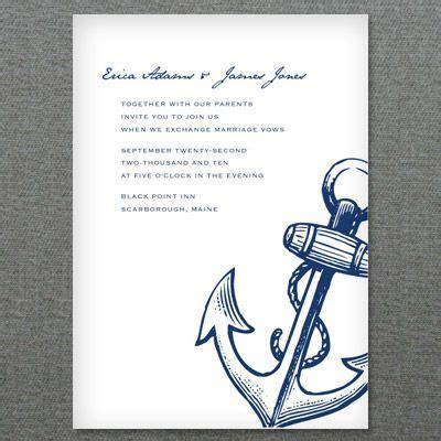 nautical anchor printable invitation template nautical anchor invitation templates and anchor