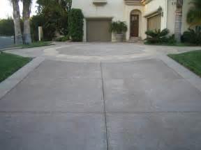 Stamped Concrete Acid Wash