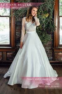 st louis wedding gown trunk show town country bridal With wedding dress shops st louis