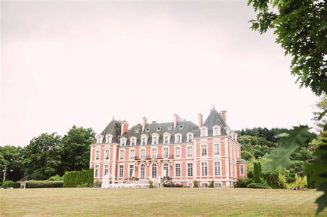wedding venues  france international chateau de la