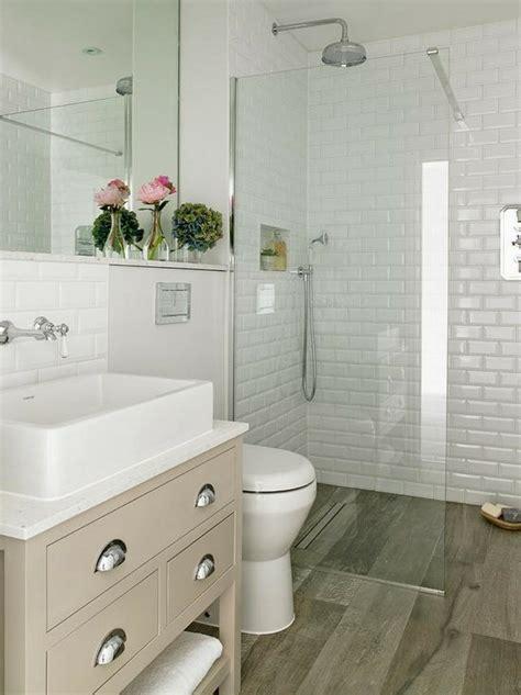ideas de decoracion  banos pequenos  ducha
