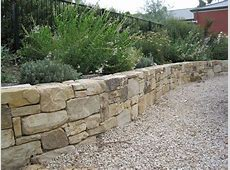 Inexpensive Hillside Stone Retaining Wall Ideas As Well