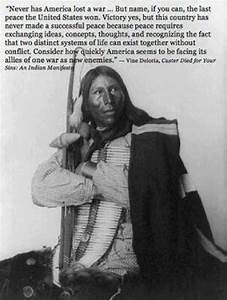 Native American Philosophy... | American Indian have a ...