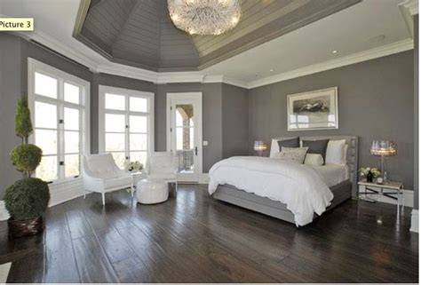 Bedroom Color Schemes With Hardwood Floors by Beautiful Bedrooms 50 Shades Of Grey Colorblocked Grey