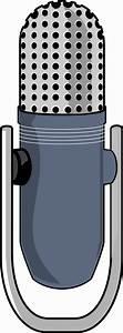 Studio Microphone Clipart   Clipart Panda - Free Clipart ...