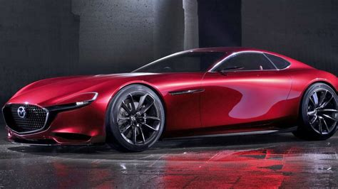 mazda rx vision  gorgeous   inspired