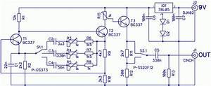 Low Noise Sine Wave Generator Circuit