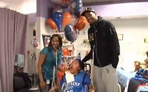 Small Business Profit And Loss Kevin Durant Responds To Tweet Visits Fan In Hospital For
