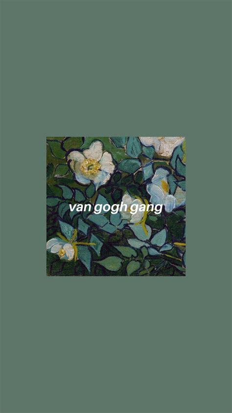 Artsy Aesthetic Wallpaper Iphone by Green Gogh Hoe Iphone Wallpaper Aesthetic Artsy